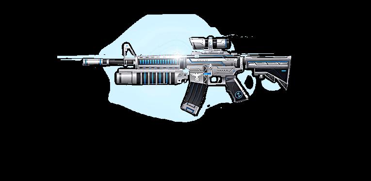 M4榴弹-ZERO
