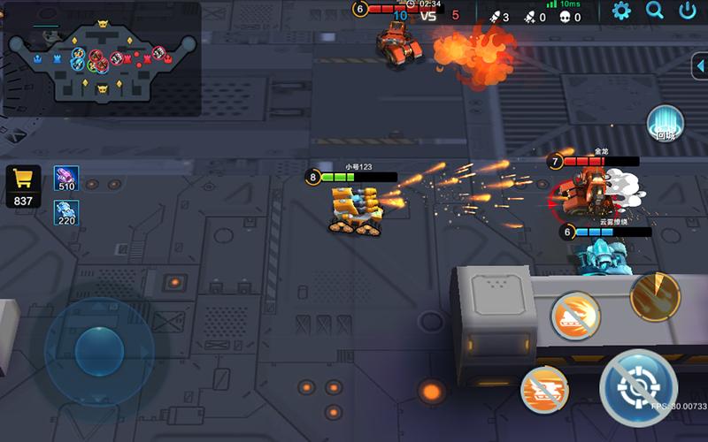战场毁灭者《小小坦克》散弹坦克大揭秘 图3.jpg